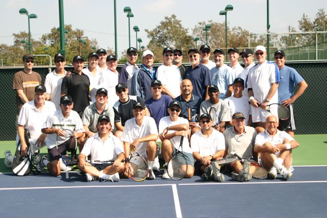 07 Tennis Tournament Attendees